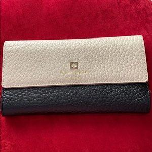Kate Spade New York Sandra Trifold Long Wallet